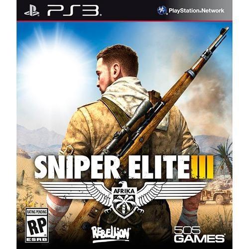 Sniper Elite 3 Ps3 Psn Digital