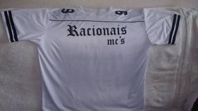 Conjunto - Racionais - ( Calça E Camisa - De Poliéster )