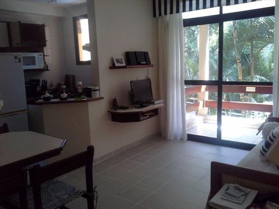 Ref.: 401 - Apartamento Em Bertioga, No Bairro Riviera De São Lourenço - 2 Dormitórios