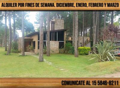 Excelente Casa A 4 Cuadras De La Frontera Pinamar Norte