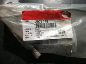 Tubo Dreno Combustivel Cummins 3977449 Bf8t9a564b