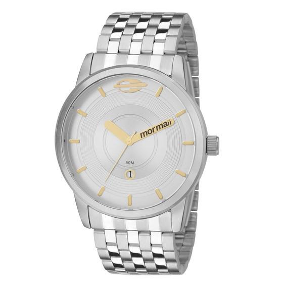 Relógio Masculino Mormaii Com Calendário Mo2115ab/3k