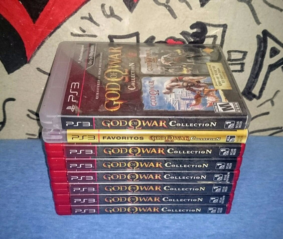 God Of War 1 & 2 Collection Favoritos Ps3 Frete R$10