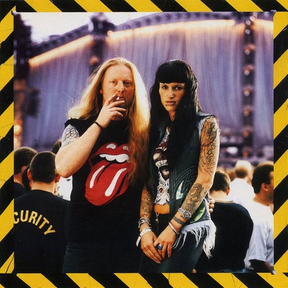 Cd The Rolling Stones - No Security (frete Grátis)