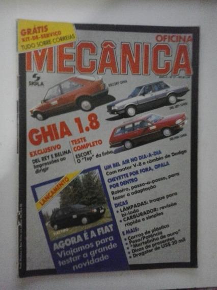 Revista Oficina Mecânica - N° 37 - Frete Grátis