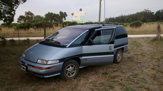 Oldsmobile Minivan 1998 Norteamerica Gral Motor Company
