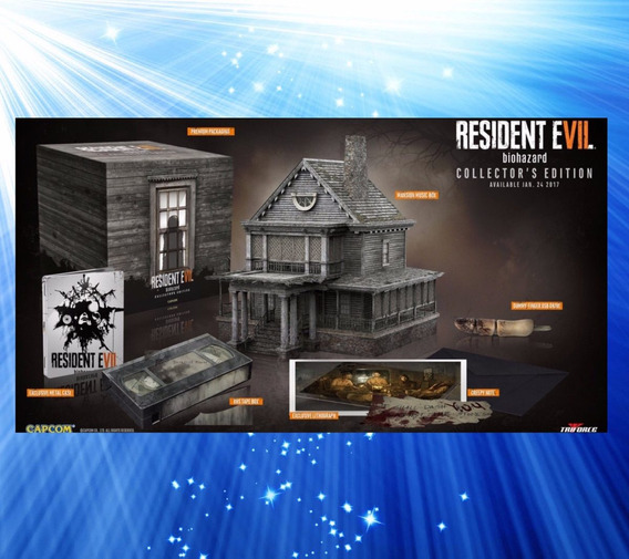 Resident Evil 7: Edição De Colecionador Ps4