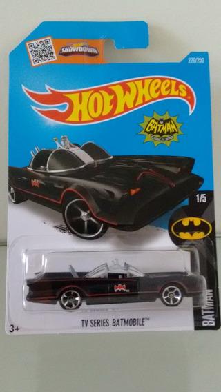 Hot Wheels - Batman - Tv Series Batmobile