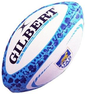 Pelota Rugby Gilbert Mini Nº 1 Oficial Pumas Uar - Olivos