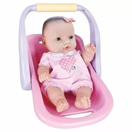 Boneca Bebê Conforto La New Born Cotiplas