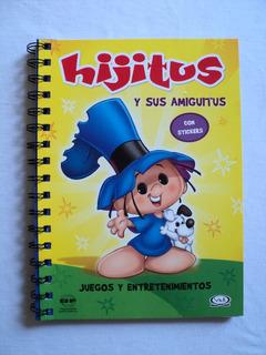 Hijitus Y Sus Amiguitus- Con Stickers - Nuevo