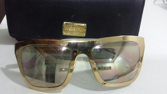 Dolce Gabbana Gold Plated 18k