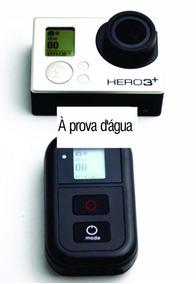 Gopro Controle Remoto Go Pro Hero4 Hero3 5 6 7