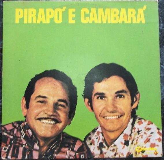 Compacto Pirapó E Cambará (novissimo)