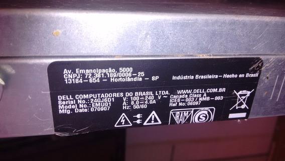 Servidor Dell Quadcore 2.3ghz 2gb Com Mikrotik V. 5.20