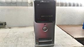 Cpu Dell Dimension E521 Ddr2 02 Gb - Hd 80 Gb
