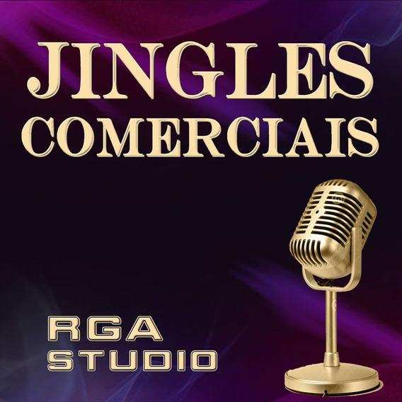 Jingle Comercial Inédito Ou Paródia (empresa, Loja, Evento)
