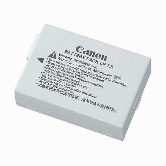 Bateria Canon Lp-e8 Canon Eos T3i, T4i, T5i...
