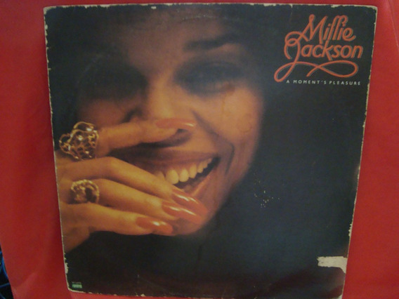 Lp Millie Jackson A Moment