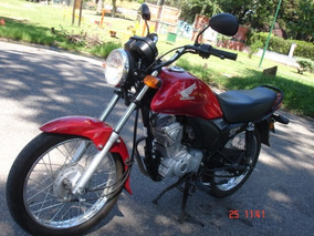 Honda Cb 1 - 125 Año 2014 - Tomo Moto - Financio