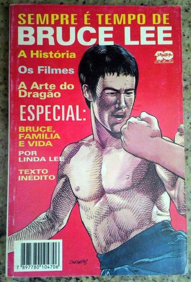 Bruce Lee (sempre É Tempo De) - Ed. Sampal / Gibi, Rev, Quad