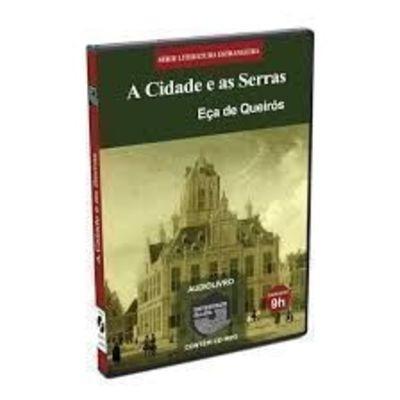 A Cidade E As Serras - Série Literatura Estrangeira