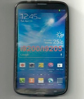 Capa De Tpu Para Samsung Galaxy Mega 6.3 I9200 I9205 - Preto