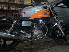 Honda V-men 125cc Modificada Llevala Hoy En 12 Cuotas