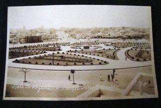 Cartão Postal Antigo Belo Horizonte Raul Soares