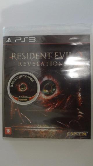 Resident Evil Revelations 2 Ps3 - Novo E Lacrado