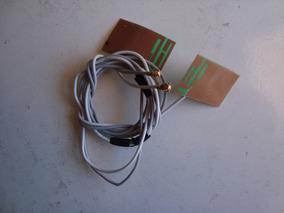 Antenas Wireless Netbook Samsung Np-n150 N150 Plus Envio Já