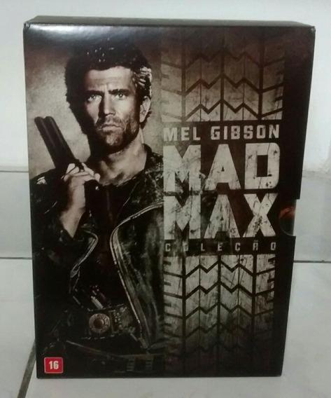 Dvd Box Trilogia: Mad Max