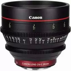 Canon Lente Cine Cn-e T1.5 L F De 24mm
