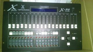 Consola Dmx De Iluminacion 384 Canales - X512 Oferta!!!
