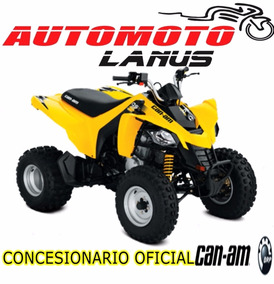Can Am Ds 250 0km 2017 Automoto Lanus