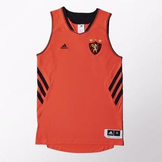 Nova Camisa Sport Recife Basquete Laranja Oficial adidas