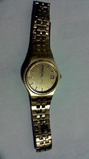 Reloj Tissot Dorado Original Para Dama