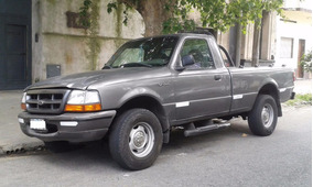 Ford Ranger Xl 4x2, 2,5lts - 1999 - Cabina Simple