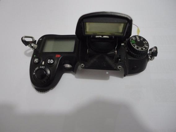 Gabinete Superior Nikon D7000 Sem Circuito Do Flash