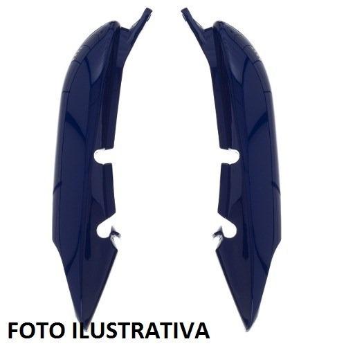 Rabeta Completa Honda Titan 04 Kse Azul Com Faixa (sportive)