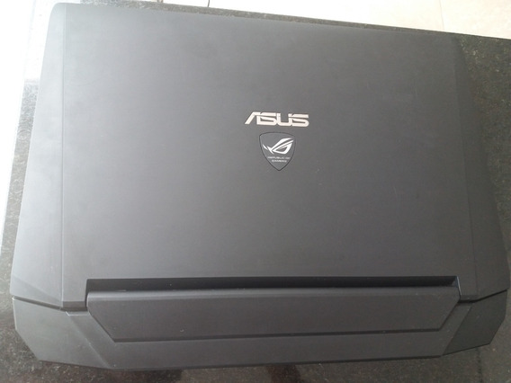 Notebook Asus G750jh-db71 Semi-novo