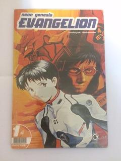 Evangelion 1 - Conrad/ 2001 Raridade, Primeira Publicação Br
