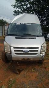 Sucata Ford Transit 2013 Diesel - Rs Peças