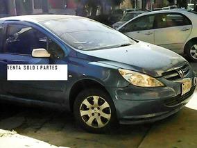 Refacciones Peugeot 307