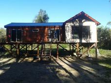 Casas Prefabricadas, Premoldeadas,bases,muelles,decks