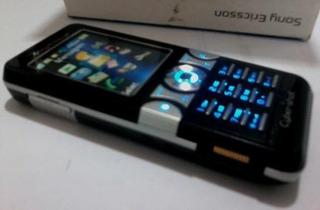 Sony Ericsson K550 I Sybershot Todo Original De Fabrica