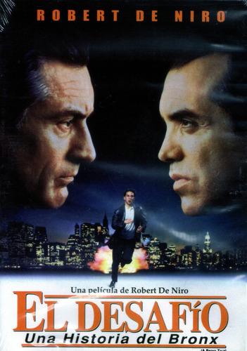 Dvd El Desafio ( A Bronx Tale ) 1993 - Robert De Niro / Chaz