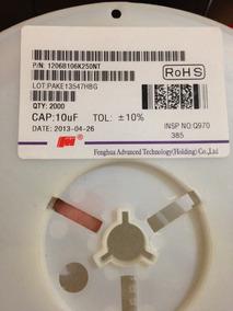 Capacitor Smd 1206 106k 10uf 25v Ceramic Kit 20 Unidades