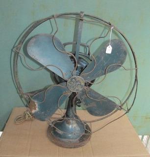 Ventilador Antiguo General Electric, France, A Restaurar #1