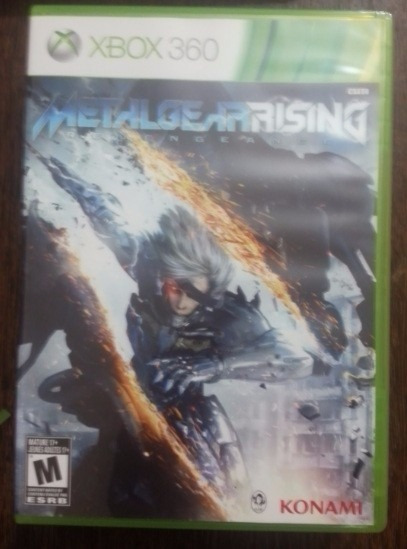 Metal Gear Rising - Xbox 360
